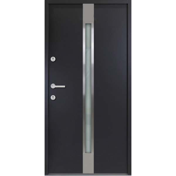 Haustür Nebeneingangstür ATU56 M505 Farbe Anthrazit