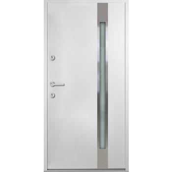 Haustür Nebeneingangstür ATU56 M504 Farbe Weiß