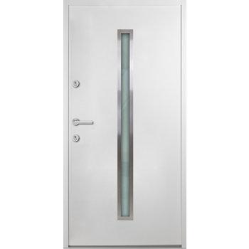 Haustür Nebeneingangstür ATU56 M501 Farbe Weiß