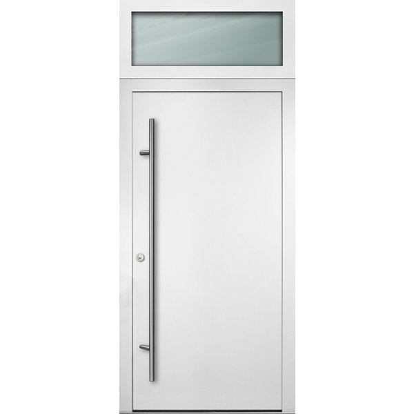 Haustür DS92 M00 Farbe Weiß