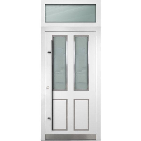 Haustür DS92 M09 Farbe Weiß