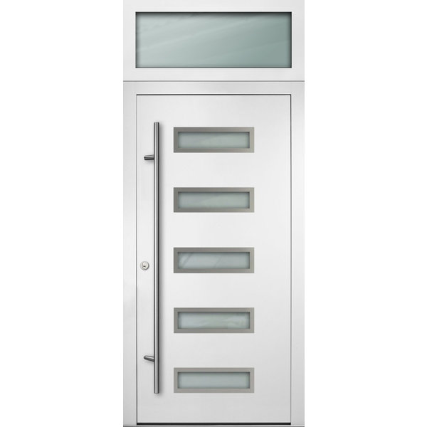 Haustür DS92 M11 Farbe Weiß