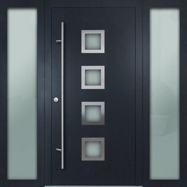 Haustür DS92 M13 Farbe Anthrazit