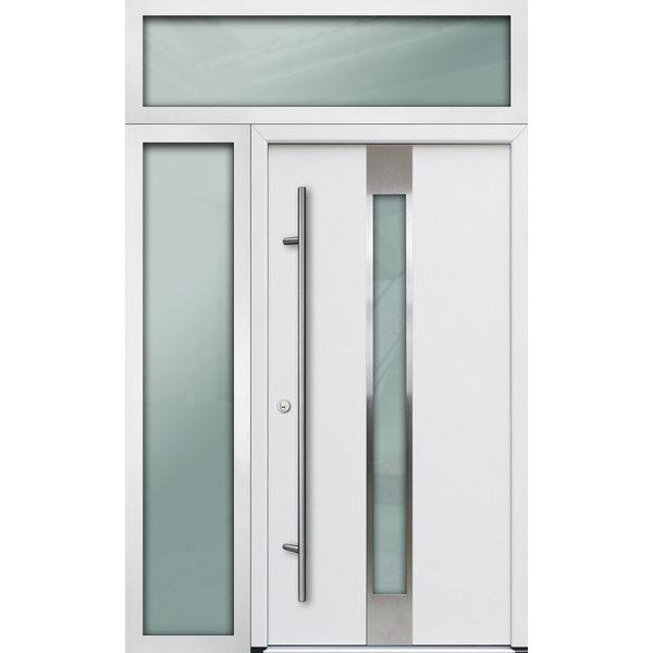 Haustür DS68AC M05 Farbe Weiß