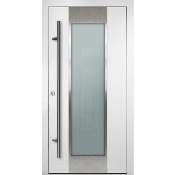 Haustür DS92 M08 Farbe Weiß