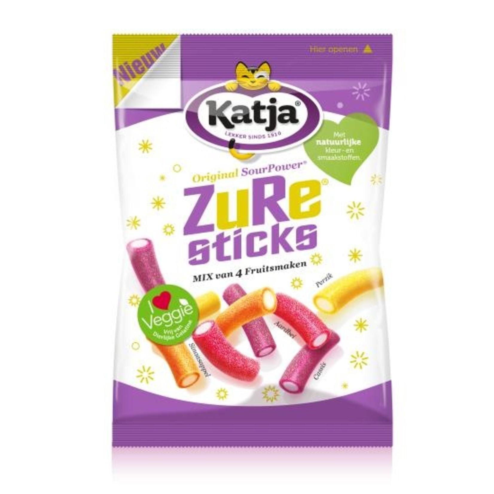 Katja mix van 4 fruitsmaken