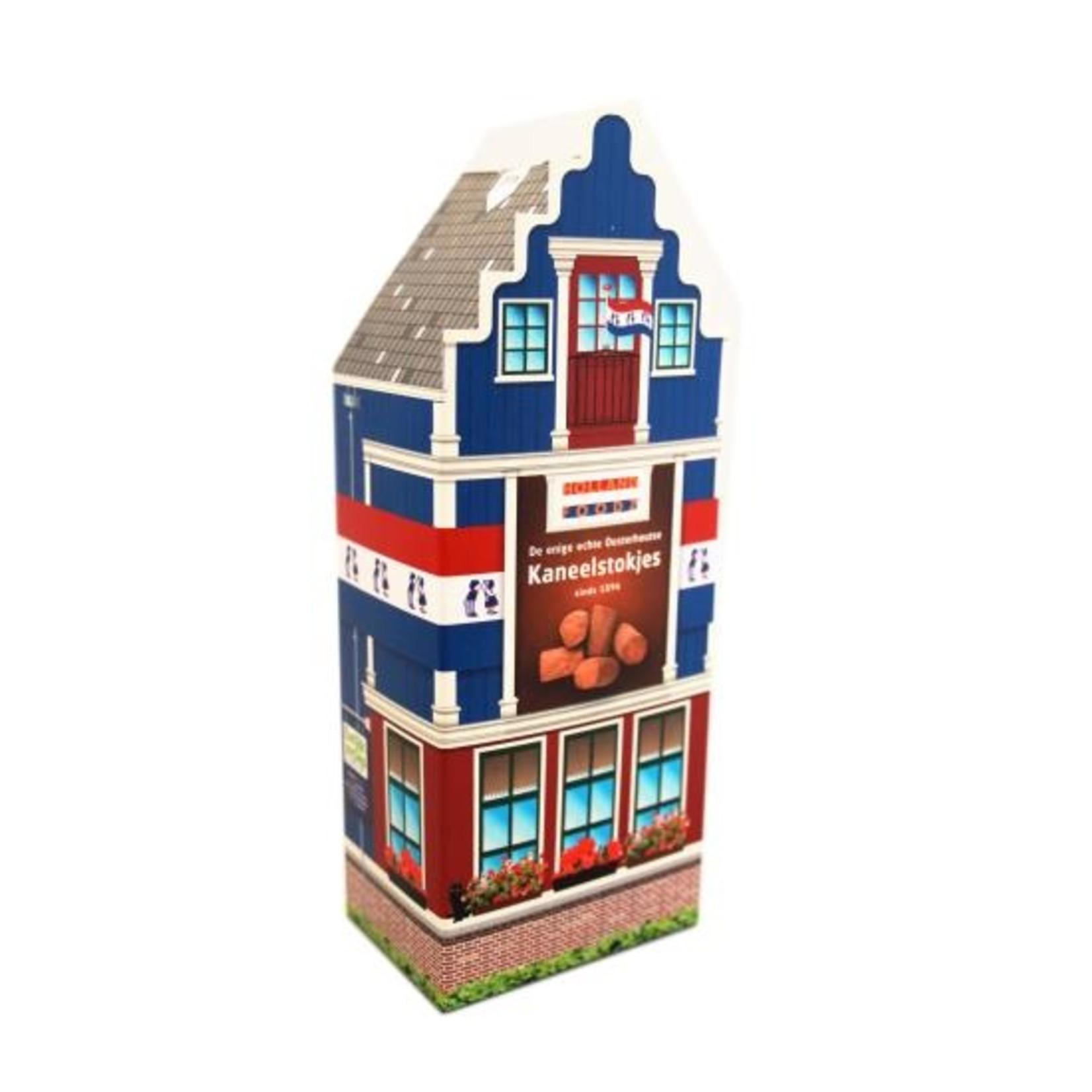 Oud Hollandz Kaneelstokjes in blik