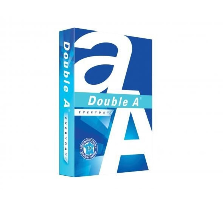 Double A Paper 1 pak van 500 vel A4 - 80 grams
