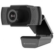 Conceptronic Conceptronic AMDIS webcam 2 MP 1920 x 1080 Pixels USB 2.0 Zw