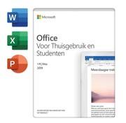 Microsoft Microsoft Office Home & Student 2019 1-PC/MAC