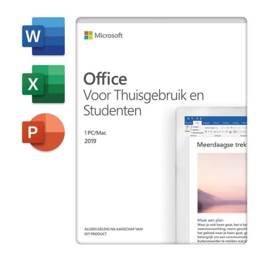 Microsoft Office Home & Student 2019 1-PC/MAC