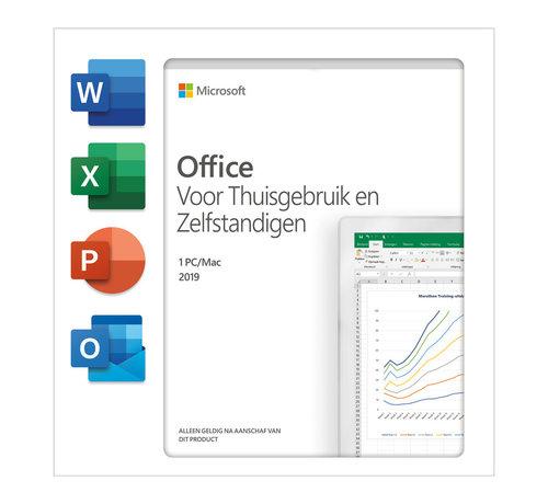 Microsoft Microsoft Office Home & Business 2019 1-PC/MAC