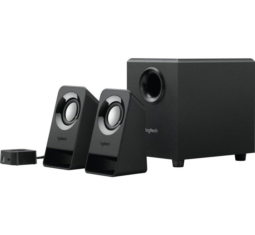 LOGITECH RET. Multimedia Speakers Z213 2.1