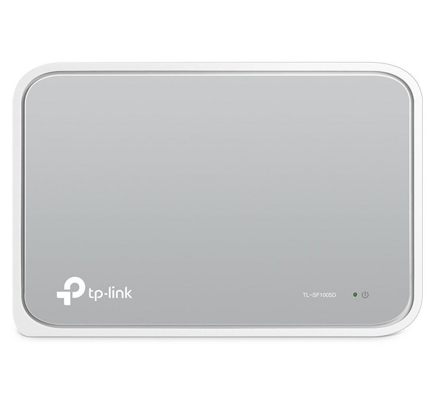 TP-Link TL-SF1005D Switch 5-Poorts 10/100Mbit Unmanaged