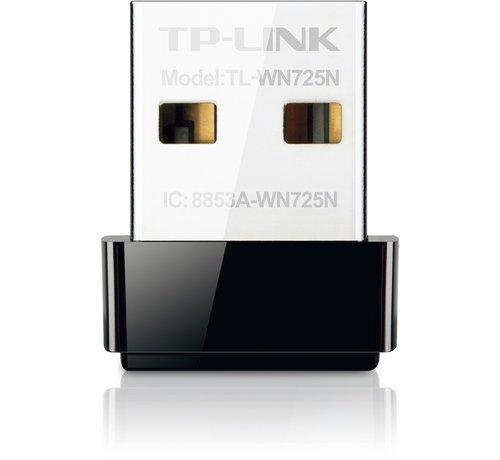 TP-Link TP-Link TL-WN725N 150Mbps Wireless N Nano USB Adapter