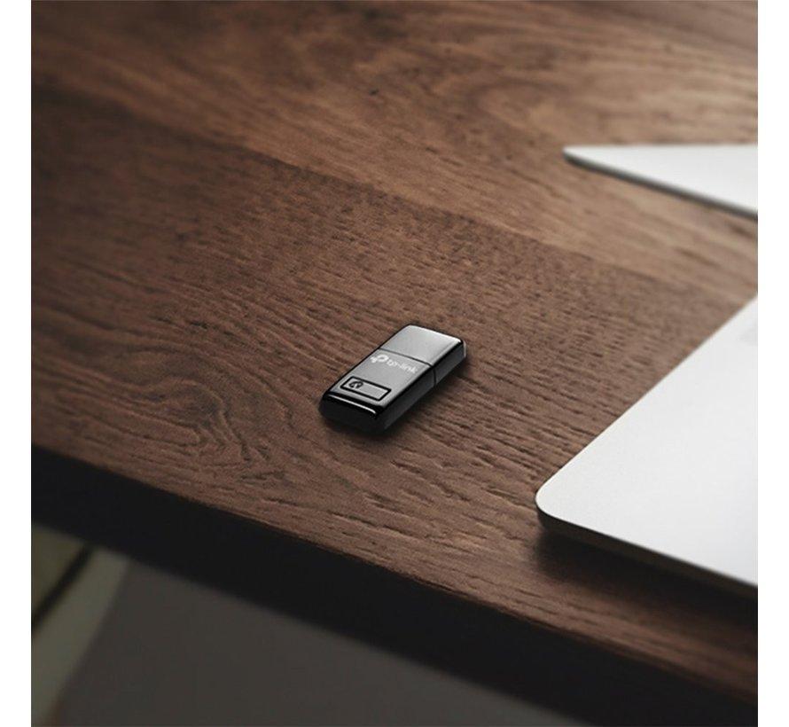 TP-Link TL-WN823N 300Mbps Wireless N  Mini USB Adapter