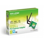 TP-Link TP-Link TL-WN881ND Wireless-N 300MBPS PCIe Adapter Draft-N
