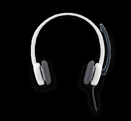 Logitech Logitech H150 Stereo Headset wit