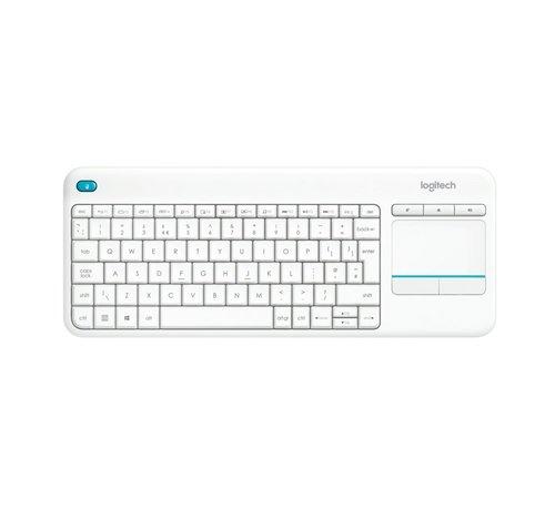 Logitech Logitech Touch Keyboard K400 Plus Wit