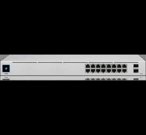 Ubiquiti Ubiquiti UniFi Switch Gen 2 - 16 poort, 42W PoE