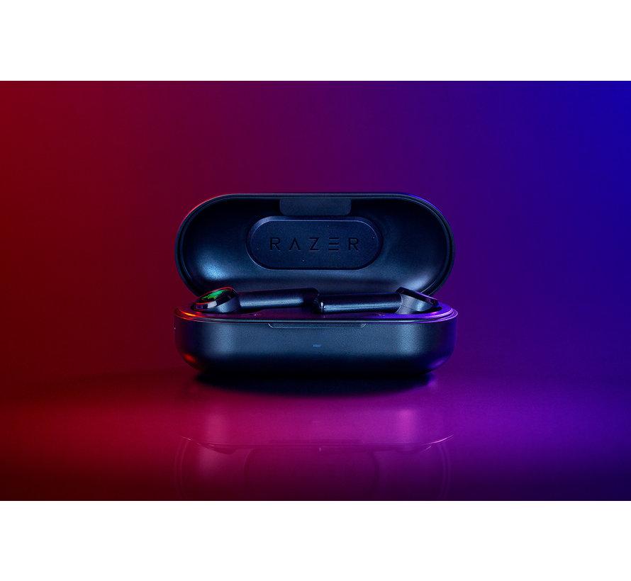 Razer Hammerhead True Wireless Headset In-ear Bluetooth Zwar