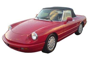 Alfa Romeo Spider 105 115  windscherm kopen? Hottuning.nl