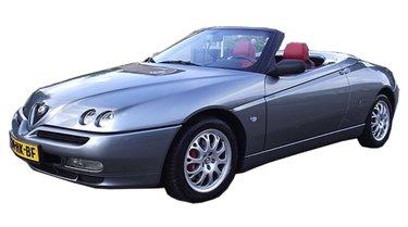 Alfa Romeo Spider GTV 916 cabrio windscherm kopen? Hottuning.nl!