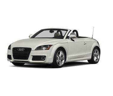 Audi TT windschermen