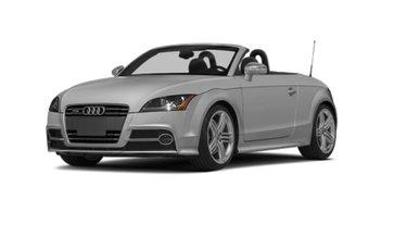 Audi TT 8F FV9 windschermen