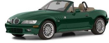 BMW Z3 Roadster windschermen