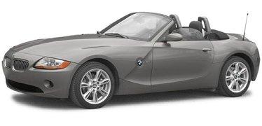 BMW Z4 Roadster windschermen