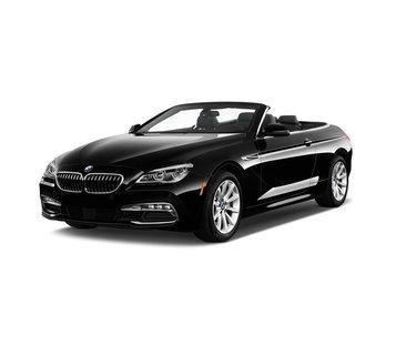 BMW 6-Serie windschermen