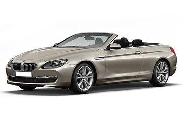 BMW 6-Serie F12 windschermen