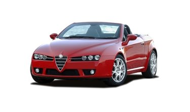 Alfa Romeo Spider/Brera 939 windschermen