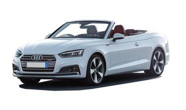 Audi A5 windschermen