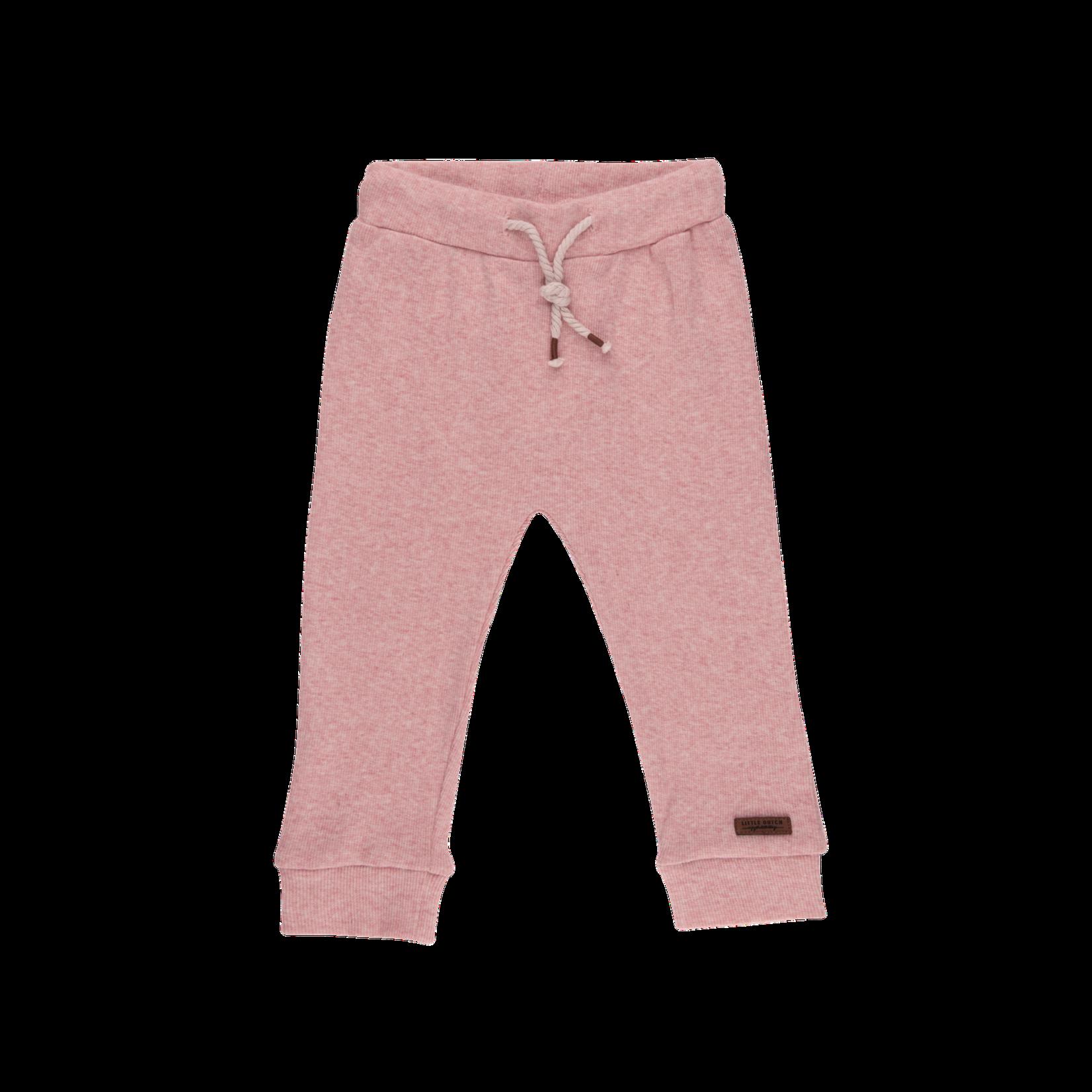 Little Dutch Babybroekje Pink Melange