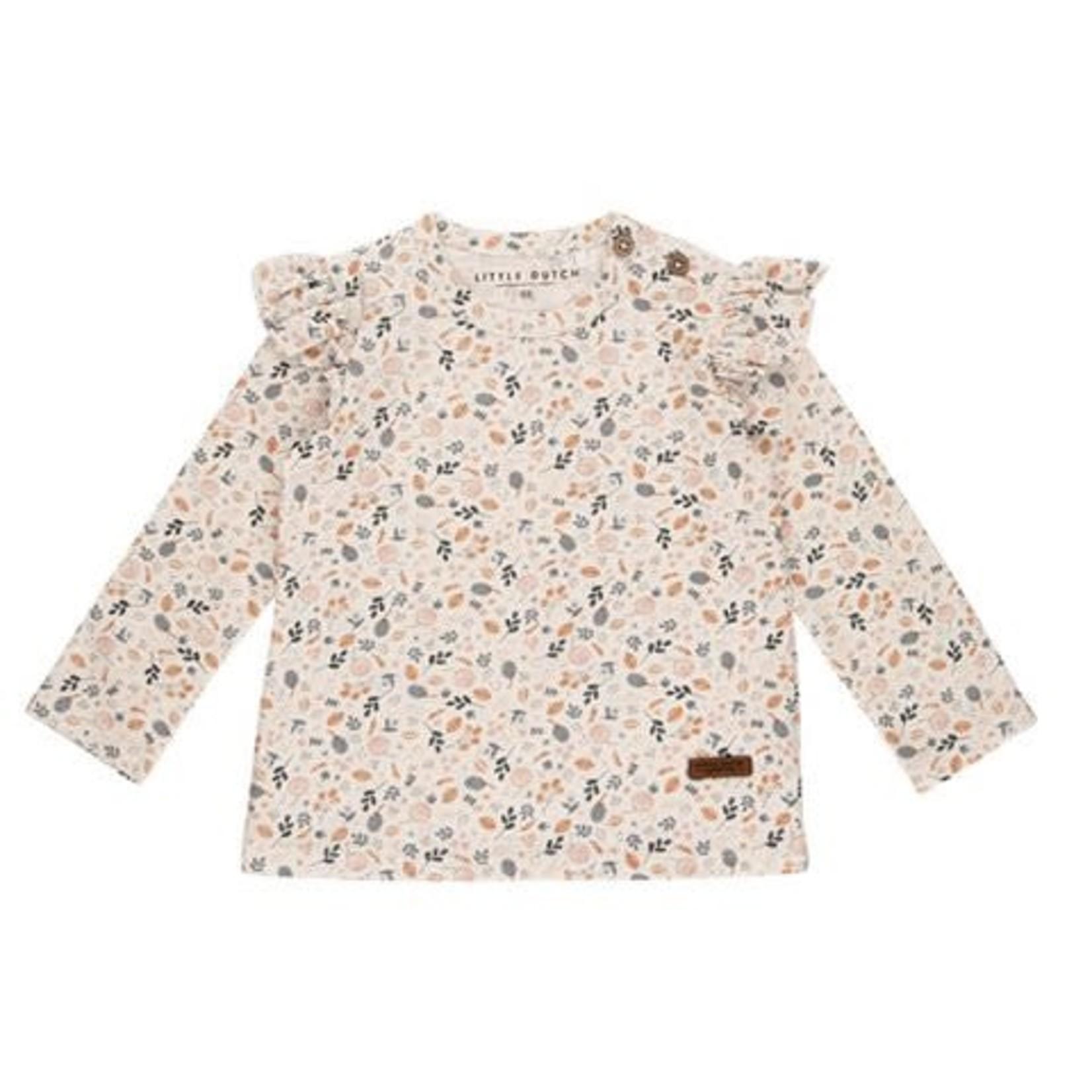 Little Dutch T-shirt Lange Mouwen Spring Flowers