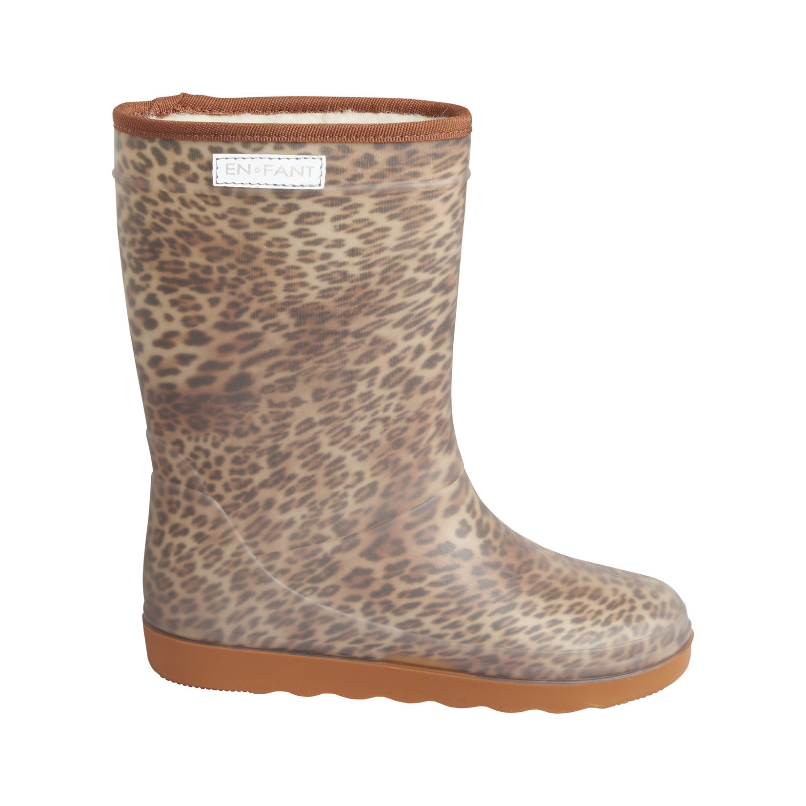 En Fant Thermo Boots Print Sand Leo