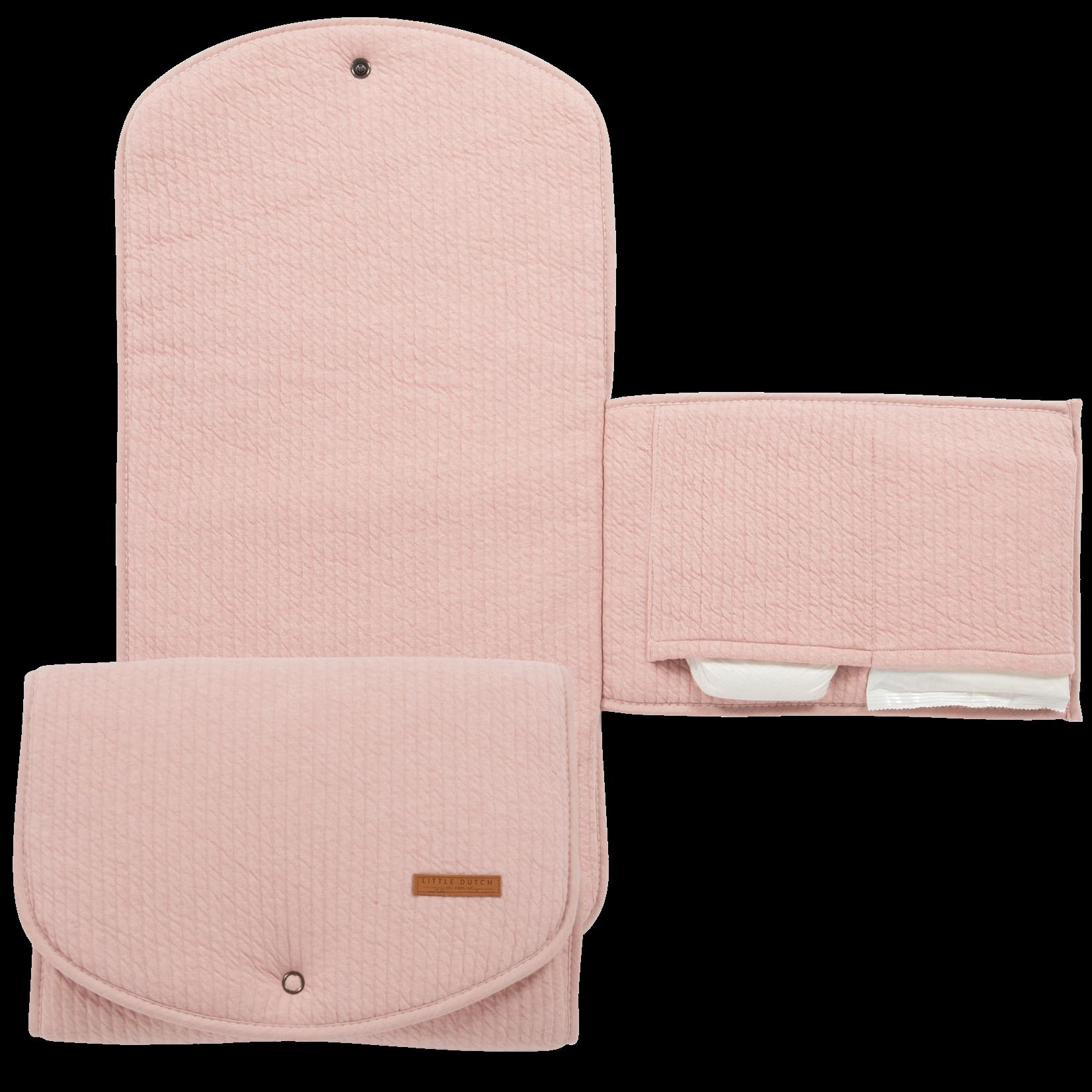 Little Dutch Verschoningsmatje Comfort Pure Pink
