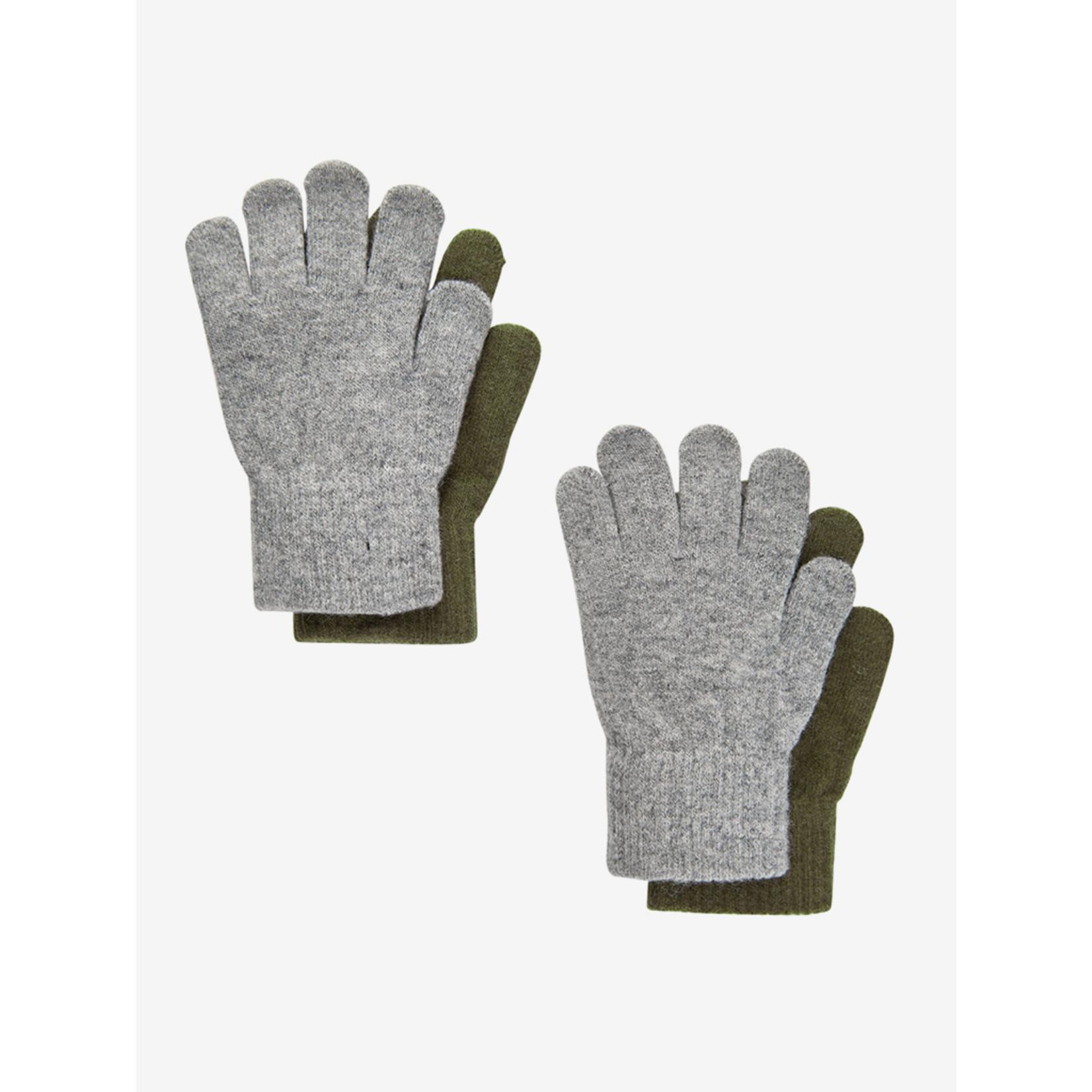 CeLaVi Handschoenen Setje Military Olive