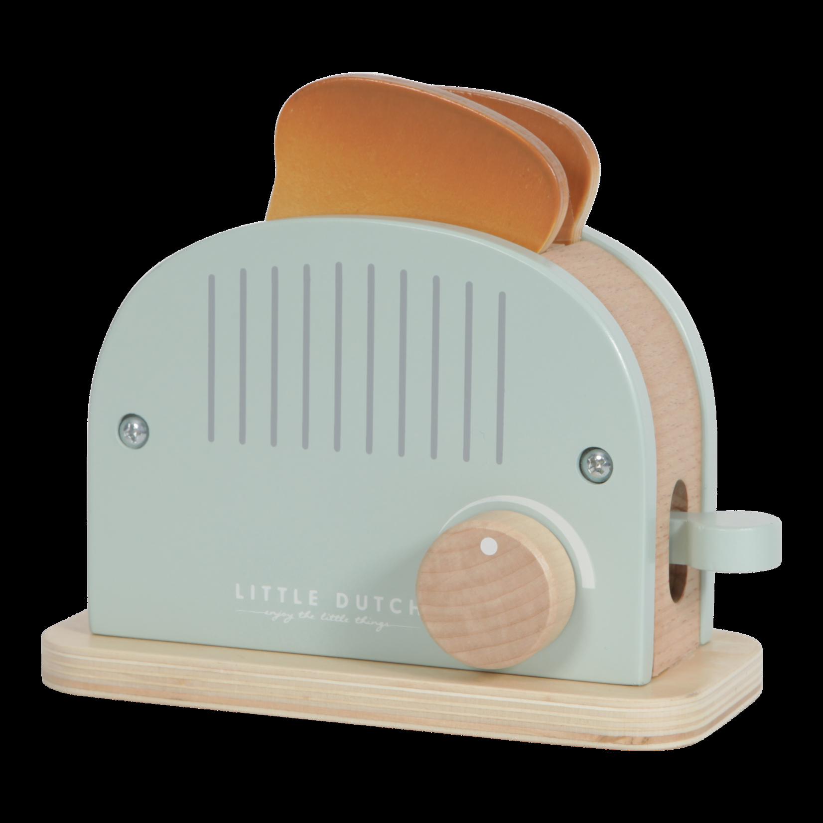 Little Dutch Houten Broodrooster