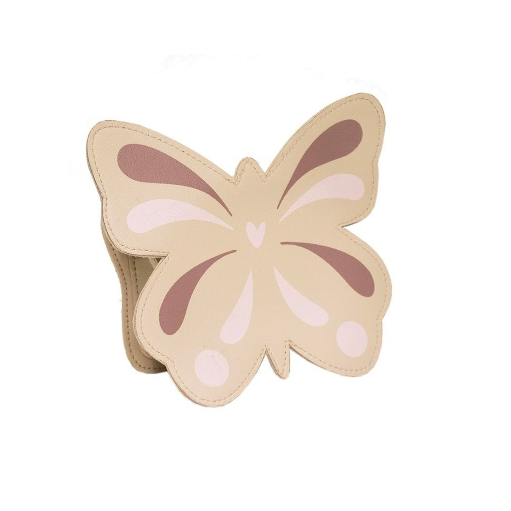 Yuko B Vlinderhandtasje