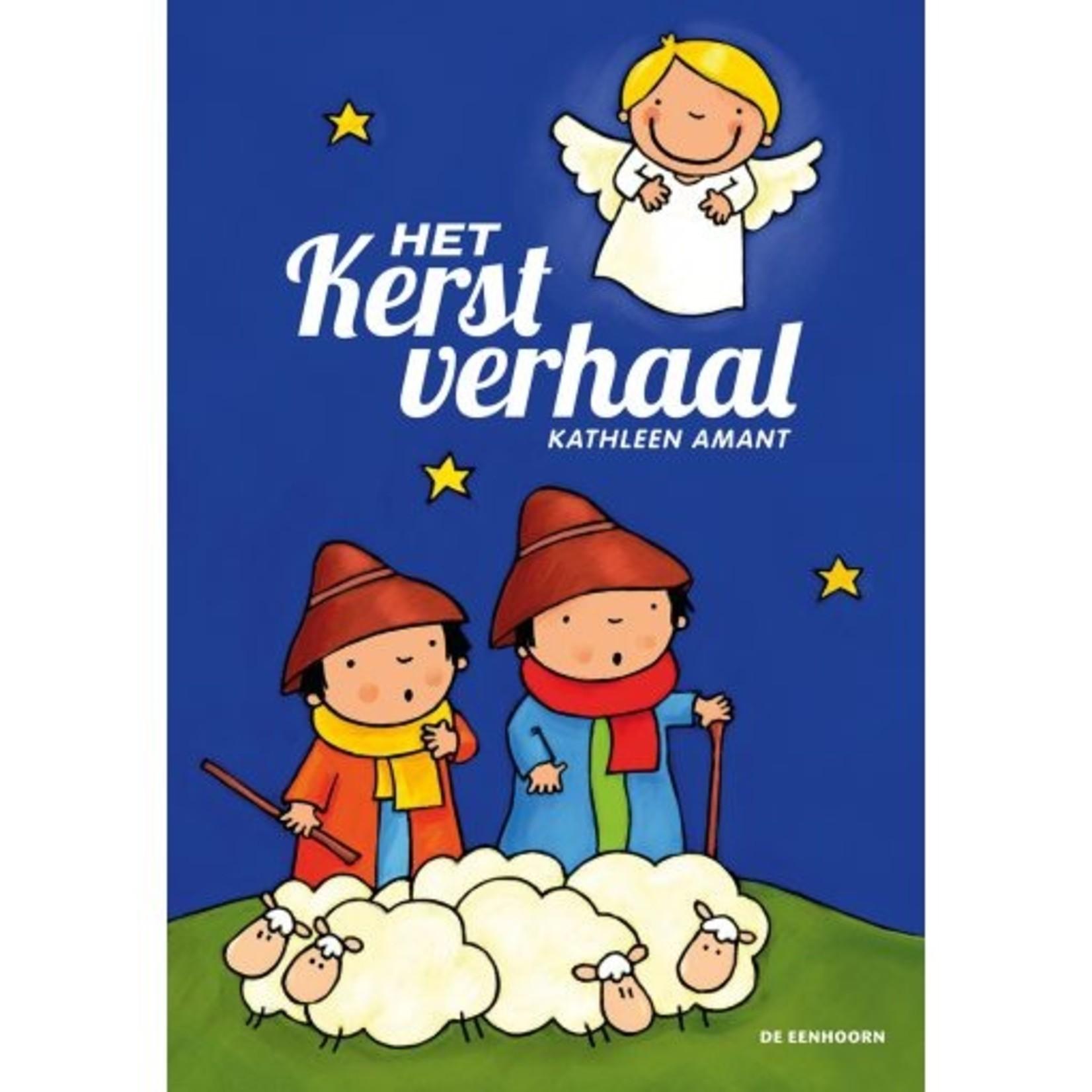 de eenhoorn Het Kerstverhaal Kathleen Amant