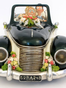 Forchino Just Married