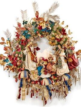 Goodwill Kunstkerstkrans Religious