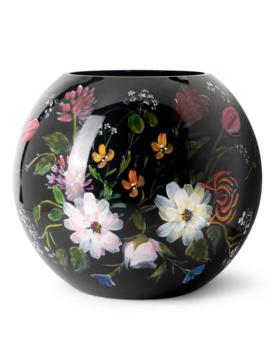 Fidrio Zwarte vazen Royal Flowers