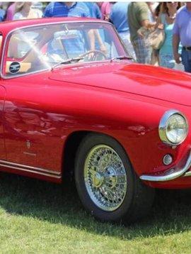 Matrix Jaguar Ghia
