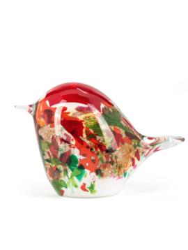 Fidrio Vogel glas Mixed Colours