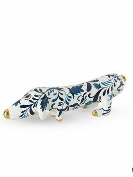 Niloc Pagen Hot Dog Delfts Blue
