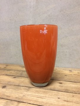 DutZ Oranje vaas